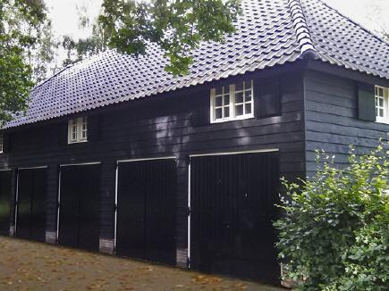 Houten Garage Hema : Eiken bijgebouw eiken carport eiken garage of eiken gebint